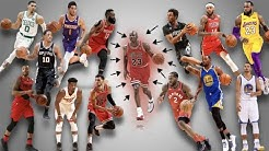 Using Numbers To Find The Most Similar NBA Player to Michael Jordan