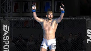 EA SPORTS - UFC android gameplay ALEXANDER heavyweight/offline gameplay/gaming tips 1080p