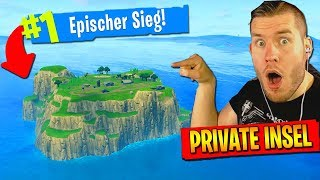 PRIVATE ISLAND in Fortnite for EVERYONE! New update coming soon.