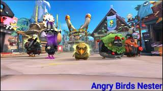 Angry Birds Evolution:PVP Mode.