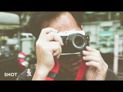 Fujifilm XE3 กับปฐมพล พรานป่า(Lek Kim Hyung)