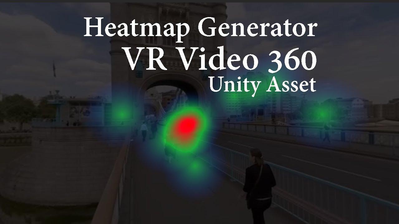 Assets - Heatmap Generator - Unity Asset [WIP] - Unity Forum