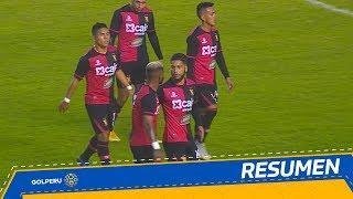 Resumen: FBC Melgar 1-2 Independiente del Valle