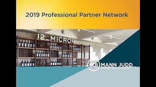 2019 Professional Partner Network Function