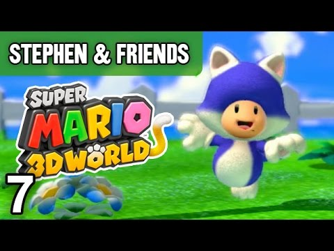 """Super Mario 3D World #7 - """"I'M DONE WITH YOU PEOPLE"""""""