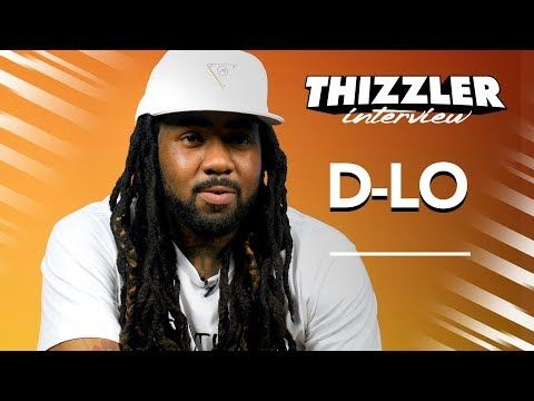 D-Lo explains why he went to jail and talks about writing 2 albums while locked up (Part 1)