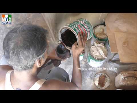 Making of Wooden Table and Polishing | LIFE IN INDIA