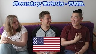 Country Trivia: USA