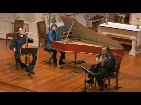Marin Marais: Chaconne for Viola da Gamba, William Skeen