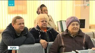 Президент Еңбек және халықты әлеуметтік қорғау министрін қабылдады