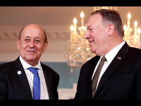 خلاف أمريكي أوروبي حول مكان محاكمة الجهاديين المعتقلين في سوريا  - 10:59-2019 / 11 / 15