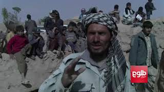 200 Badghis Families Displaced After Taliban Seize Villages