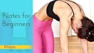 Pilates for Beginners | 20 Minute Mat class