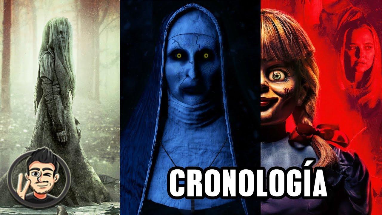 Cronología Completa Del Universo De El Conjuro (Annabelle, La Monja, La Llorona, Actualizada - 2019)