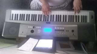 Tutorial (piano) yo le creo a Dios de eddie Jr Candelita