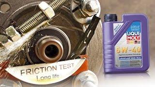 Liqui Moly Leichtlauf High Tech 5W40 Jak skutecznie olej chroni silnik?