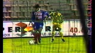 FC Nantes- PSG 3-0 -1993-1994
