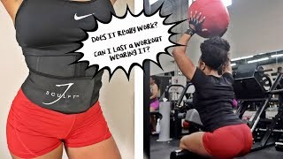 ♥︎ Jaz Jackson's JSCLUPT FITNESS BELT • Can I Last A Workout In It? 🤔+ FULL BODY WORKOUT ♥︎
