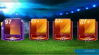 4× Master And Elite Players Packed ⚪ FIFA Mobile Final TOTW