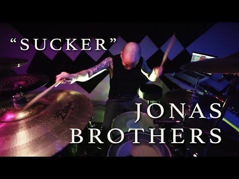 Jonas Brothers - Sucker   Jeremy Shields Drum Cover