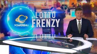 Lotto Frenzy | 9 News Perth