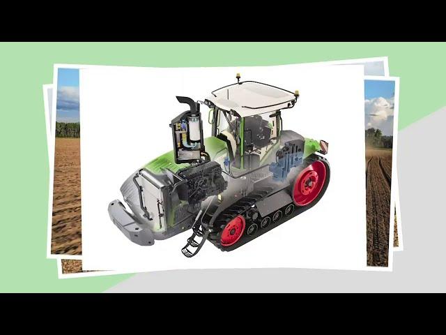 Gros plan sur les nouveaux tracteurs de l'année 2020 !