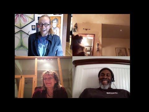 A Fairly Confused Meeting Of Very Psychedelic Minds | Dennis McKenna Amanda Feilding Kilindi Iyi +