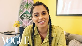73 questions with lilly singh vogue