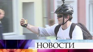ВМоскве состоялся благотворительный велозаезд вподдержку ветеранов сцены.