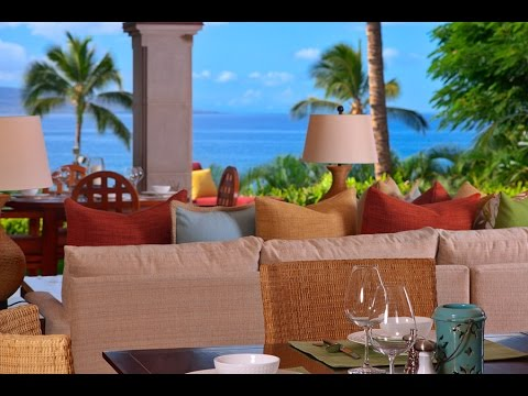 D101 Wailea Beach Villas Maui Hawaii Luxury Oceanfront Vacation Rental