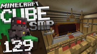 Minecraft Cube SMP Episode 129: Art Theatre