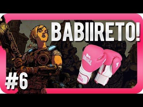 Soy boxeadora profesional :B | BabiiReto #6 | GoW3!♥
