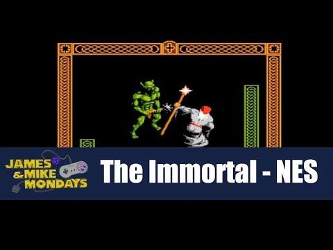 The Immortal (NES) James & Mike Mondays