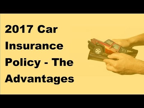 2017 Car Insurance Policy  | The Advantages And Disadvantages Of 3rd Party Motor Insurance