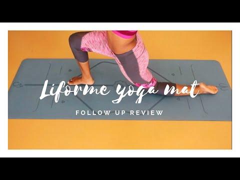 liforme yoga mat review follow up