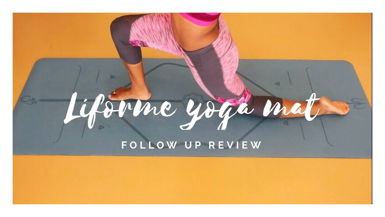 Watch Review of Alignment Yoga Mats video