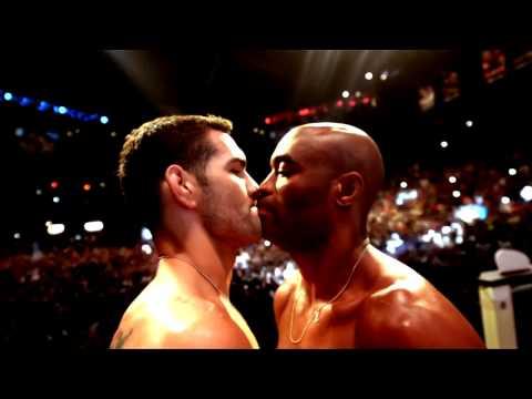 UFC 168 Weidman . Silva 2