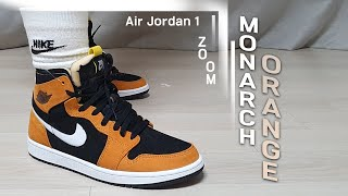 "Air Jordan 1 Zoom ""Monarc…"