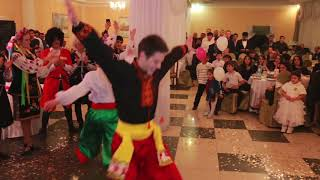 ГОПАК VS ЛЕЗГИНКА Свадьба Заказать танцоров по Украине 0997780901