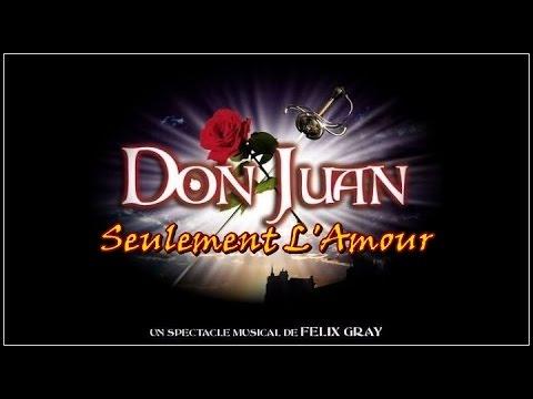 Seulement L'Amour em Don Juan de Felix Gray (Legendado)