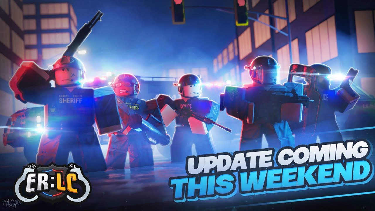 Download *NEW* ER:LC UPDATE THIS WEEKEND CONFIRMED! MAYBE SWAT UPDATE? NEW POLICE LIGHTS! ER:LC Update Leaks