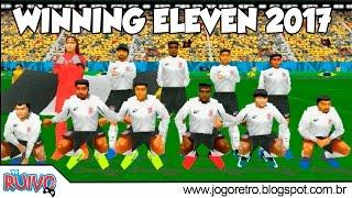 Winning Eleven International Soccer Brazil 2017 (WE2002) no Playstation 1