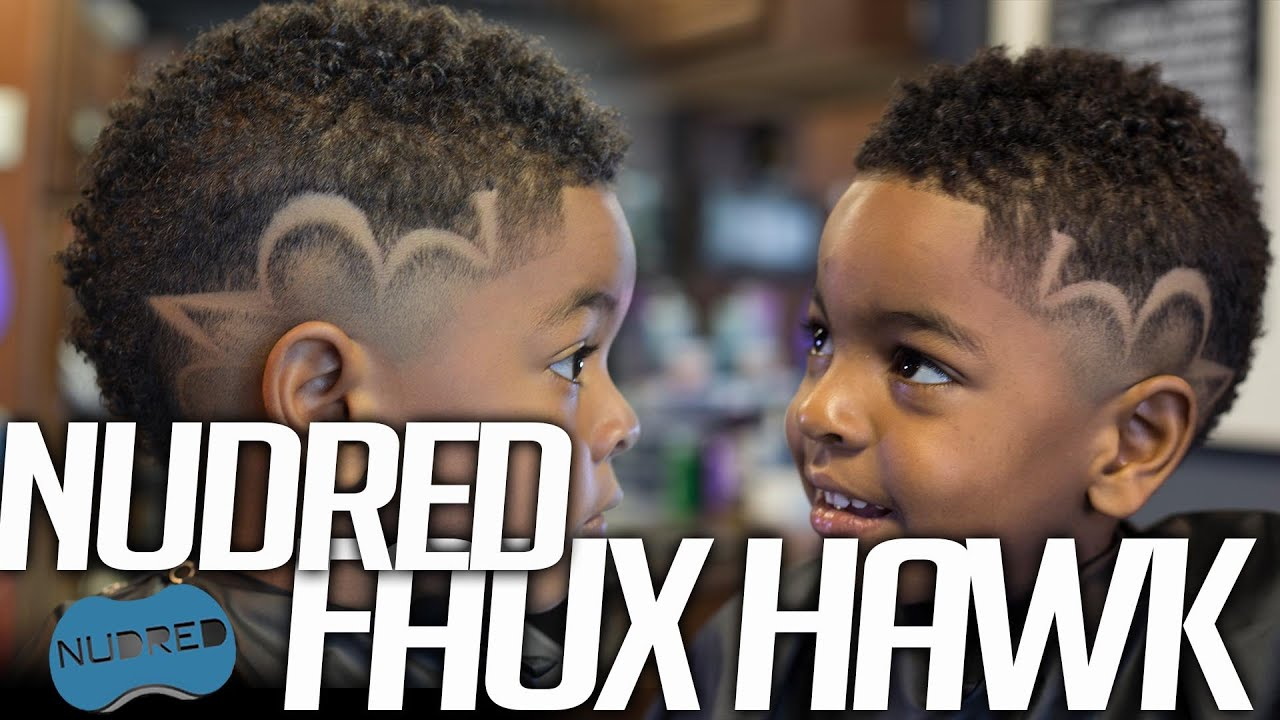 How To Kids Nudred Faux Hawk W Design Course 103