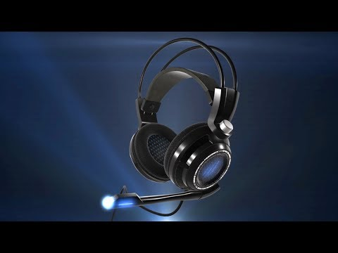 3D-Animation Full-Stereo-Headset Für Hama   By MARC ANTÓN