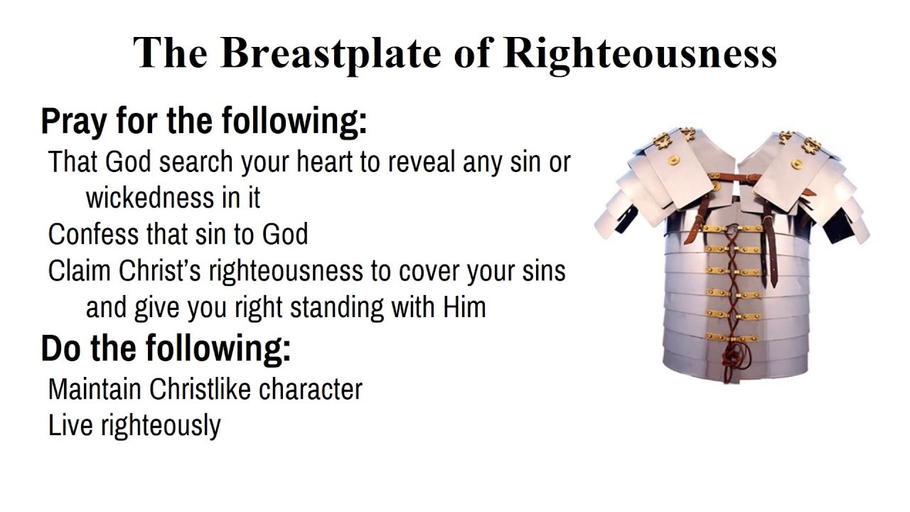the armor of god youtube