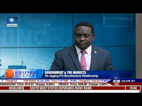 Business Morning: Expert Calls For More Government's Involvement In Captial Market Pt 2