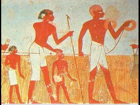Origins Of Geometry In Ancient Egypt