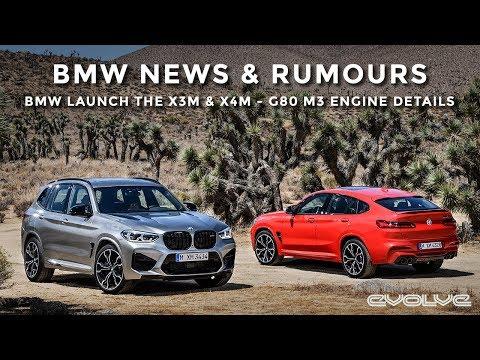 BMW News & Rumours - The Brand New X3M & X4M - G80 M3 Engine Details