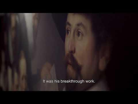 .AR 體驗「回憶倫勃朗」重塑倫荷蘭畫家勃朗經典畫作場景