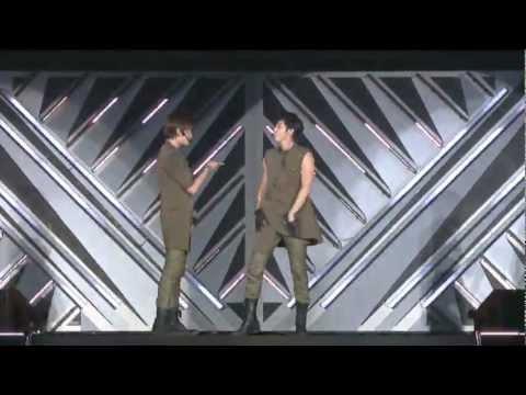 SMTOWN LIVE in TOKYO SPECIAL EDITION_TVXQ!_B.U.T Clip